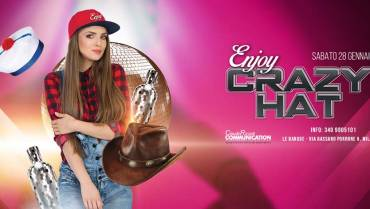ENJOY – CRAZY HAT
